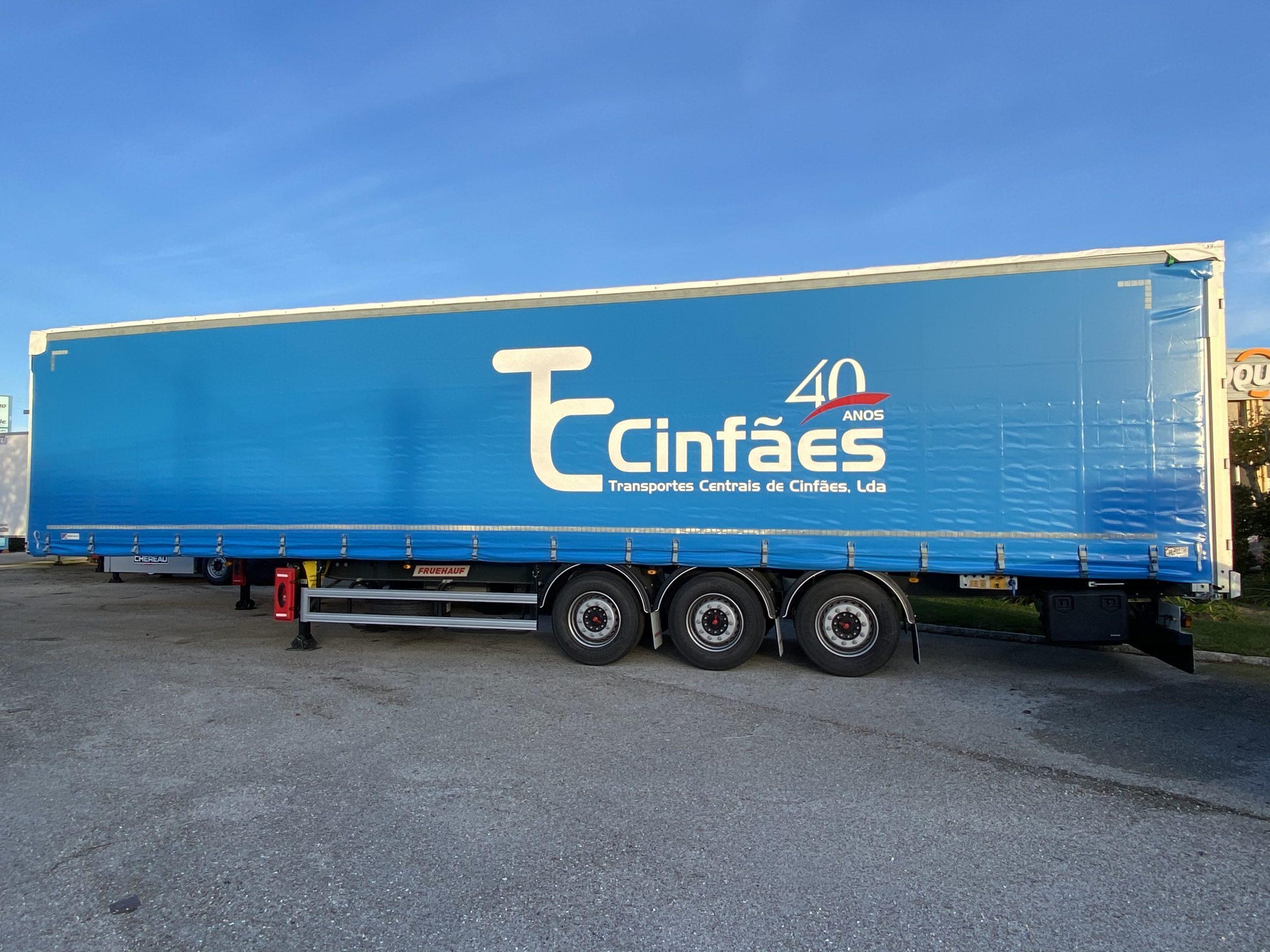fruehauf transportes centrais de cinfães